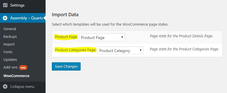 assembly-woocommerce-settings