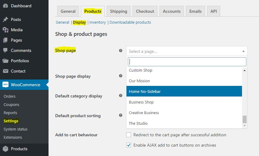Setting up your WooCommerce shop - LOOP Themes